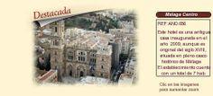 AND656 Málaga. Centro histórico.  Hotel con encanto en venta