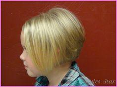 LITTLE GIRL HAIRCUT SHORT - http://stylesstar.com/little-girl-haircut-short.html