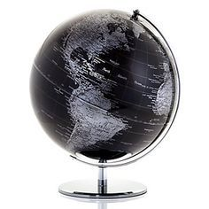 World Globe, $80 | 29 Stylish Home Accessories Under $100 To Upgrade Any Guy's Pad