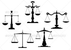 [ Retro Justice Scales Set Isolated On White Background. Editable (You Can Use Any Vector Program) And Jpeg (Can Edit In Any Graphic Editor) Files Are Included Flat Sports Mascots Medicine Food Wedding Design Elements Floral Objects Web Icons Animals Libra Scale Tattoo, Libra Zodiac Tattoos, Libra Tattoo, Ramo Tattoo, Scales Of Justice Tattoo, Combi Hippie, Tattoo Set, Wedding Labels, Sleeve Tattoos