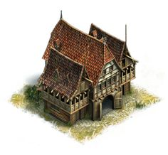 Medieval Patrician House