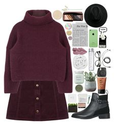 """""""school sucks, start a band"""" by lanadelnotyou ❤ liked on Polyvore featuring Oasis, Topshop, NARS Cosmetics, Torre & Tagus, Laura Mercier, The Fine Bedding Company, Hourglass Cosmetics, Lancôme, Deborah Lippmann and Crate and Barrel"""