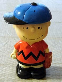 Charlie Brown-ceramic figure