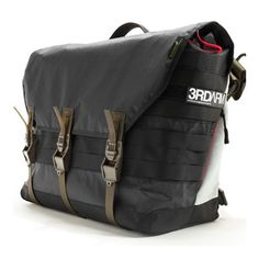 Acronym messenger bag