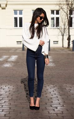 spring outfit via Not Your Standard