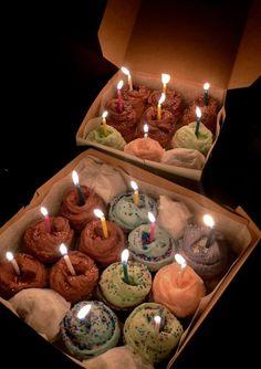 cupcakes for my best friend's birthday - attn. @Dannii B