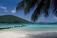 Pulau Perhentian -  favourite beach spot