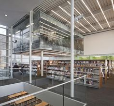 5osA: [오사] :: *토론토 리노베이션 도서관[ RDH Architects ] The Bloor/Gladstone Library