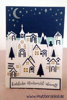 Stampin Up! Weihnachten daheim