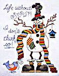Click for more details of Snow Drifters (cross-stitch pattern) by Stoney Creek