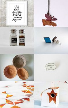 i'd fall for you by Nora Klotz on Etsy