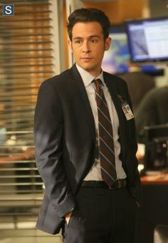 John Boyd as Agent James Aubrey on Bones