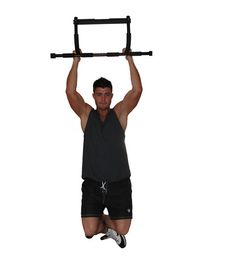 All In One Pull Up Bar, Push Up Stand and Dipping Station