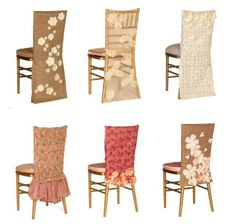 formal chair covers | Take a sneak peak of chair covers that will be available soon on the ...