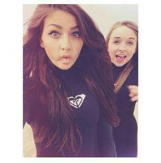 Andrea and Jenn ☺