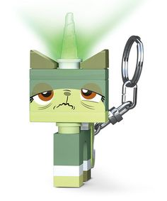 Another great find on #zulily! LEGO Movie Queasy Kitty Key Light #zulilyfinds