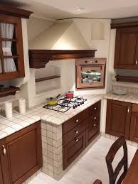 La cucina in muratura è stata per tanti anni la cucina preferita ...