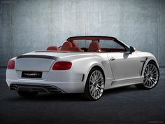 Mansory Bentley Continental GT 2012 wallpapers