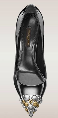 THE A TO Z OF SHOE SHOPPING - Louis Vuitton does a mean toe-cap, Jessica loves them - fall 2013