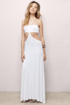 9f45f7df619 Ezdi Maxi Dress at Tobi.com  shoptobi Clothing Co