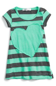 Joah Love Heart Dress (Baby Girls) available at #Nordstrom