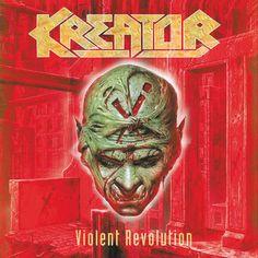 KREATOR | Violent revolution - Nuclear Blast