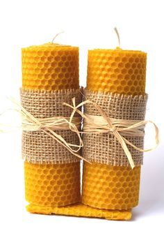 Set HandRolled 100 by Candlesbeeswax, $10.00