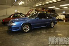1989 Ford Mustang GT...
