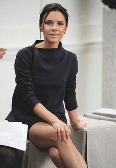 Victoria Beckham Launches Girlier, Cheaper Dress Line!