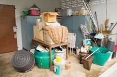 Atlantic readers join one of our contributors, Arielle Bernstein, in a discussion about clutter and the Marie Kondo method. Clean Garage, Paperless Post, Storage Room, Organizing Your Home, Spring Cleaning, Storage Solutions, Objects, Home Appliances, Tips