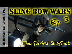 4 BEST Survival SlingShots - Review - Ep. 3 - The Survival SlingShot for...