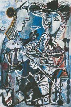 Pablo Picasso, The Couple Fine Art Reproduction Oil Painting Viking Art, Sculpture Art, Pablo Picasso Paintings, Art Reproductions, Oil Painting On Canvas, Painting, Online Painting, Painting Reproductions, Art