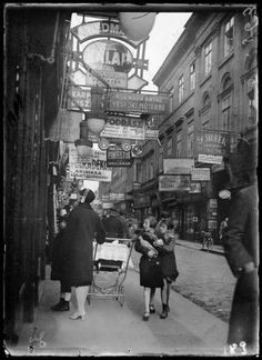 Budapest Jewish Walk, Budapest Picture: A photograph by Kinszki Imre: Király utca, the main street of the Jewish quarter in the 1930's - Check out TripAdvisor members' 50,922 candid photos and videos of Budapest Jewish Walk