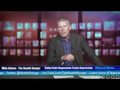 Magnesium found to treat DEPRESSION better than antidepressant drugs: New science – Dave Hodges – The Common Sense Show