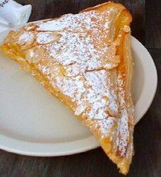 #portuguese pastry - Jesuítas com Amêndoa