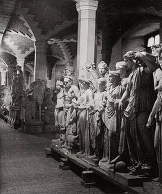 Museo del Louvre, 1938