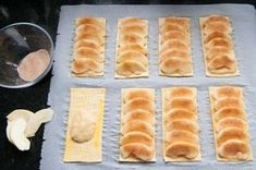 appelmeisjes | how to | KeukenAtelier Donut Muffins, Donuts, Beignets, Cake Cookies, Cupcake Cakes, Mini Pies, Pie Cake, Dessert Recipes, Desserts