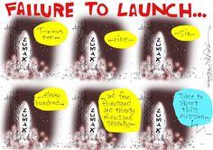Jerm imagines if Zuma were SpaceX
