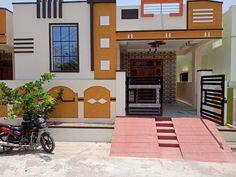 House Window Design, Single Floor House Design, Home Stairs Design, Village House Design, Duplex House Design, House Design Photos, House Front Design, Small House Design, Modern House Design