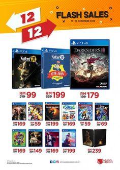 6b6c4f1820 12-16 Dec 2018  Gamers Hideout 12.12 Flash Sales