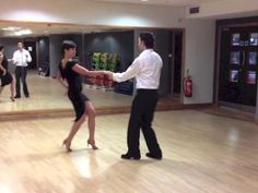 International Jive Intermediate Routine Inspiration 2 Dance London