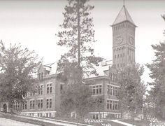 Spokane High School 1930