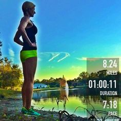One day you are going to look back on this time in your life and be glad that you never gave up!!! ❤️ ***************************************** 8 miles done before the sun! ☀️ 1st run of the day, planning on a few more miles later! Beautiful morning, Perfect temperature! I felt relaxed and strong! It's runs like these that make me thankful, that despite all the bumps in the road I've had, I've never given up. ❤️By @heather_runs74 #zensah #withoutlimitz #xc #running #fitlife #teamzensah…