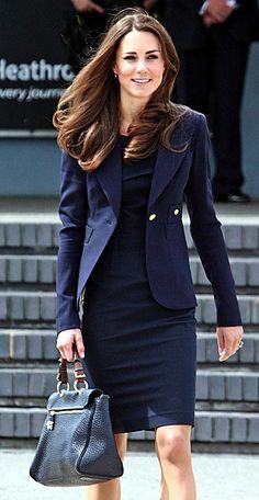 1c39bccbb40bc Dark Blue Dress Black Blazer – Little Black Dress | Black Lace ...