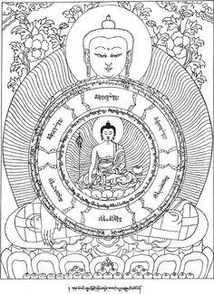 Yantra Bouddha