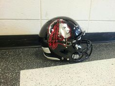 Fort Atkinson H.S. made the switch to Chrome Football Helmet Decals so why don't you?  Look good, play good!
