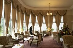 The Grand Hotel Eastbourne, England's only 5 Star hotel at the seaside