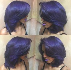 Cute!! - http://www.blackhairinformation.com/community/hairstyle-gallery/relaxed-hairstyles/cute-23/ #relaxedhairstyles