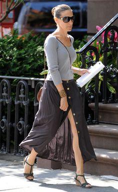 Trucos de estilismo de las celebrities para las vacaciones: Sarah Jessica Parker