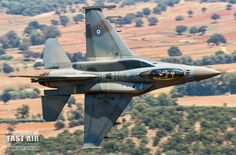 Military Jets, Military Weapons, Military Aircraft, Fighter Aircraft, Fighter Jets, Hellenic Air Force, F 16 Falcon, Army & Navy, Armed Forces